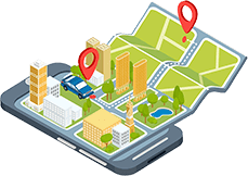 Nemzetközi GPS nyomkövetés