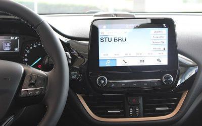 SYNC 3 navigációs rendszer